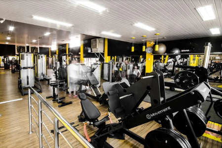 Muscle World Gym