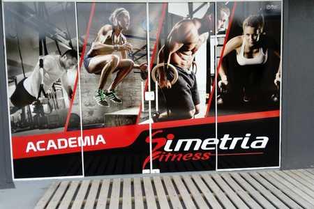 Simetria Fitness -