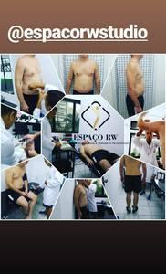 Espaço RW – Studio de Avaliação Física e Treinamento Personalizado -