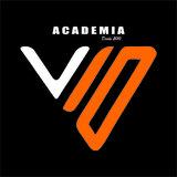 Academia V10 Fitness - logo