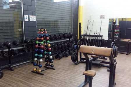 Academia Lider Fitness Unidade Vila Zatti -