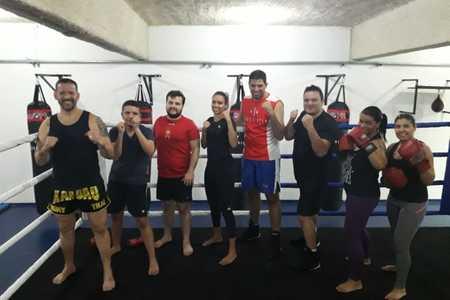 Rocha Fighter