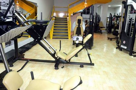 GOLD BODY FITNESS