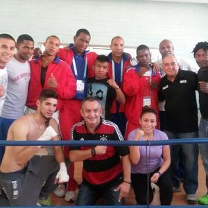 Escuela Cubana de Box Baro