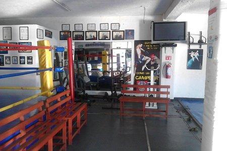 Centro de Artes Marciales Cholula -