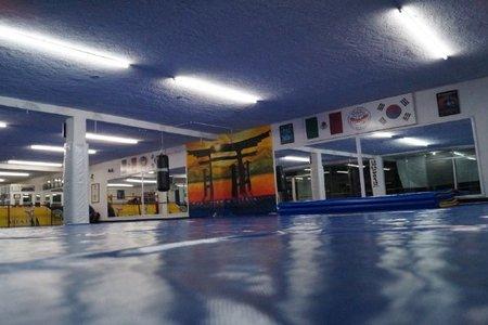 Centro de Artes Marciales Cholula