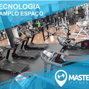 Academia Master Fitness Unidade 2 -