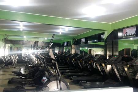 Academia Malhação Fitness unidade 1
