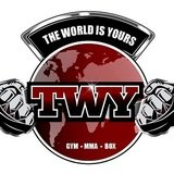 TWY The World Is Yours - logo