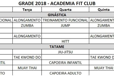 Academia Fit Club