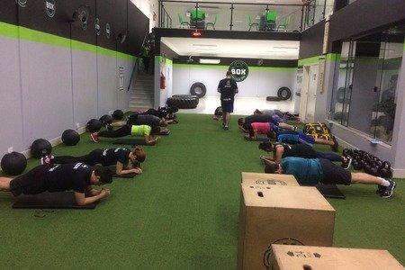 Box São João Cross Training -