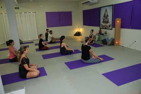Centro de Yoga Pavitra