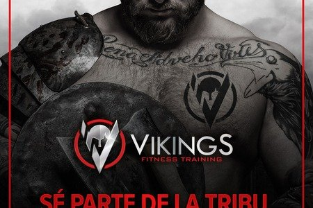 Vikings Fitness Training -