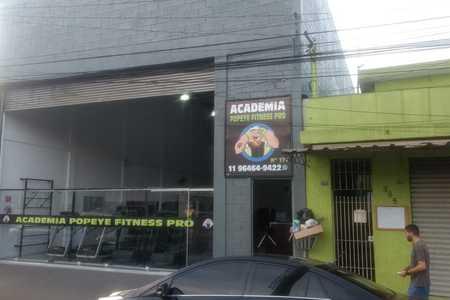 Academia Popeye Fitness Pró