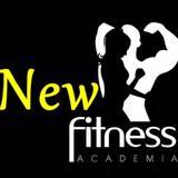 New Fitness Academia - logo