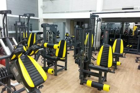 União fitness -