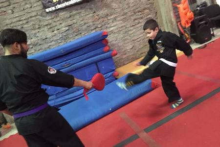 Speed Of Real Kenpo