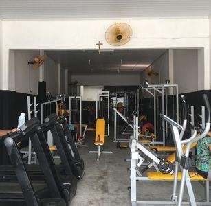 New Fitness Academia -