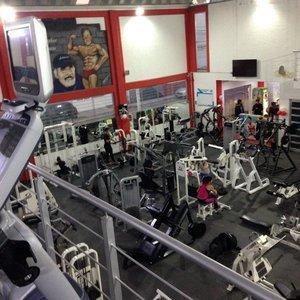 Iron Gym Niños Heroes -
