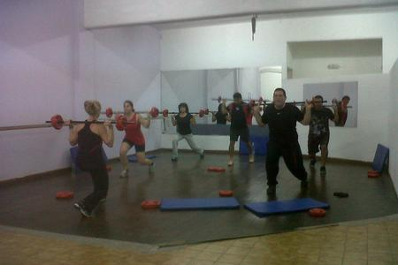 Magnum Gym Congreso