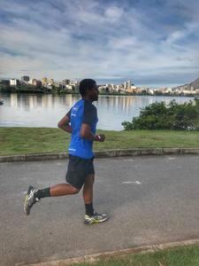 Runners Rio Lagoa -
