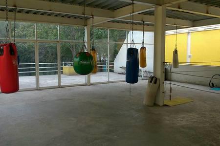 Escuela de Box El Pantera