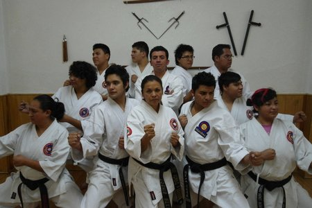 Toshin Karate Do Central