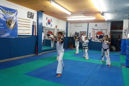 Centro de Artes Marciales y Fitness Escobar -