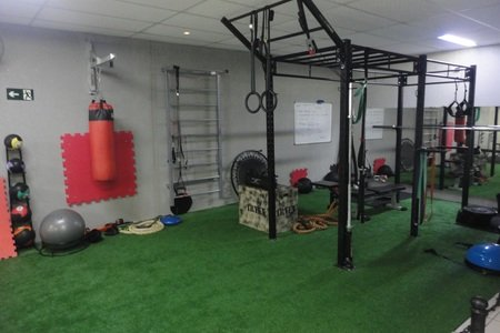 Spartacus Fitness e Wellness