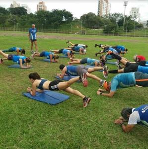 Marcorrer Assessoria Esportiva Pq do Piqueri