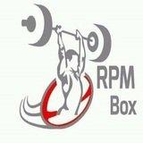 Rpm Gym - logo