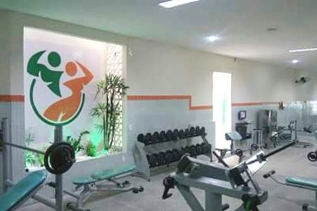 Academia Central fitness -