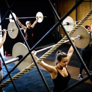 Lyon's CrossFit -