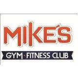 Mike's Gym Fitness Club - logo