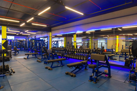 Academia Bluefit - Baeta Neves