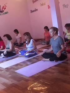 Yoga del Angel Sede Monte Castro -