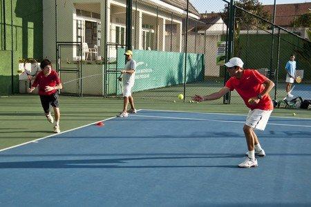 David's Tennis School Unidade 2