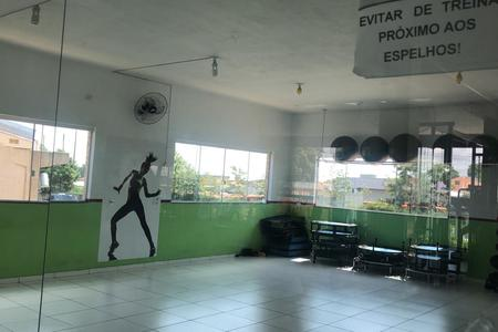 Green Fit academia