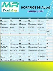 MRTraining - Centro de Treinamento e Qualidade de Vida