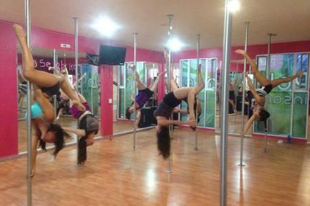 Attitude Dance Pole Fitness -