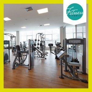 Academia Vitoria Fitness -