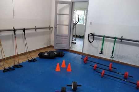 Mouvant Centro de Actividad Física -