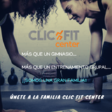 Clic Fit Center - logo