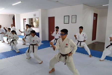 JKA Mexico Karate Do