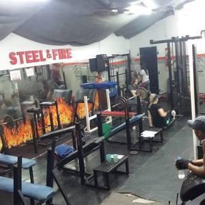 Steel & Fire -