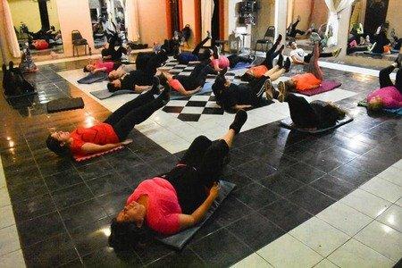 Latin dance therapy -