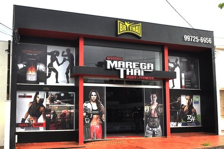 Marega Thai Fight e Fitness -