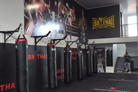 Marega Thai Fight e Fitness