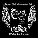 Kai Muay Gym Veracruz - logo