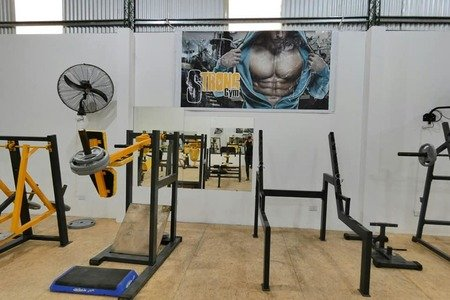 Strong Gym -